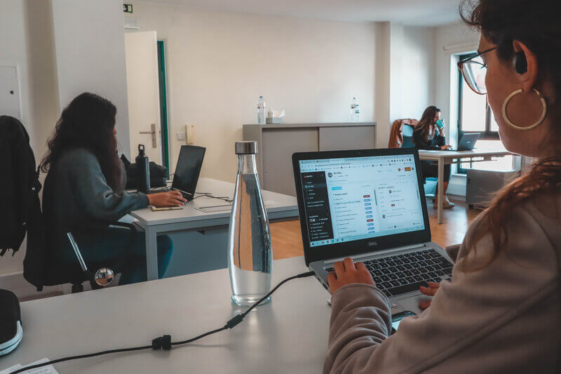 remote tour portugal coworking space