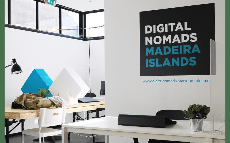 Digital Nomads Madeira - Cowork Space 1