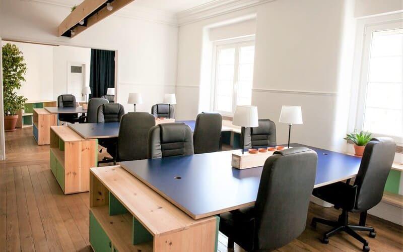 Sitio Work Areeiro Cowork Lisboa
